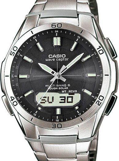 Наручные мужские часы Casio WVA-M640D-1A