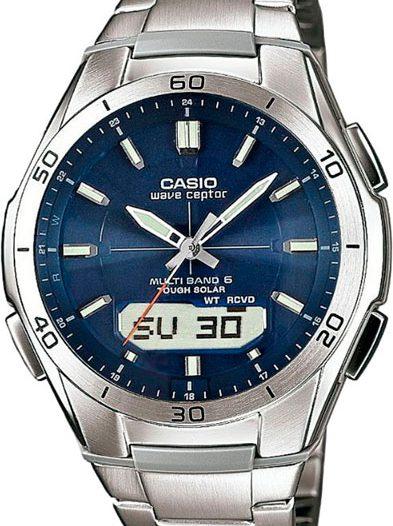 Наручные мужские часы Casio WVA-M640D-2A