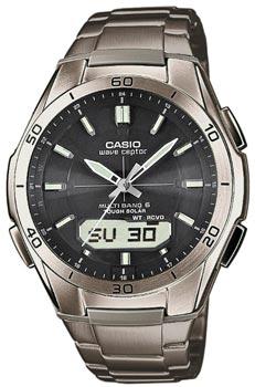 Наручные мужские часы Casio WVA-M640TD-1A