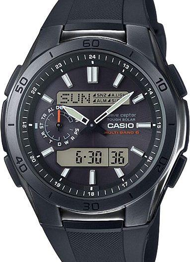 Наручные мужские часы Casio WVA-M650B-1A