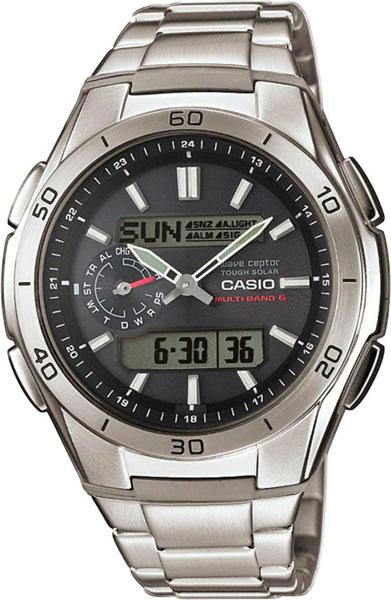 Наручные мужские часы Casio WVA-M650D-1A