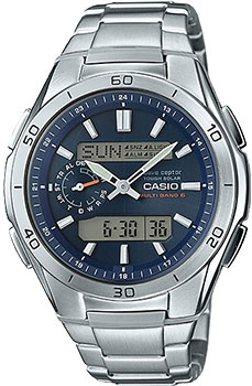 Наручные мужские часы Casio WVA-M650D-2A